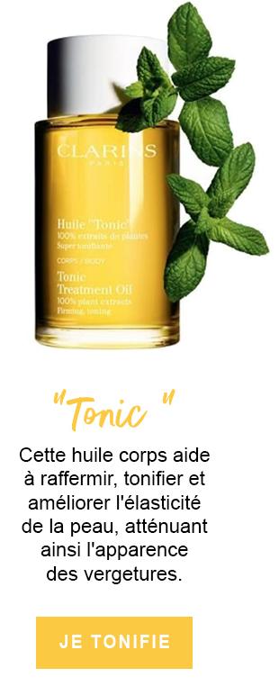 "Huile ""Tonic"""
